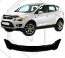 Plexi lišta přední kapoty Ford Kuga
