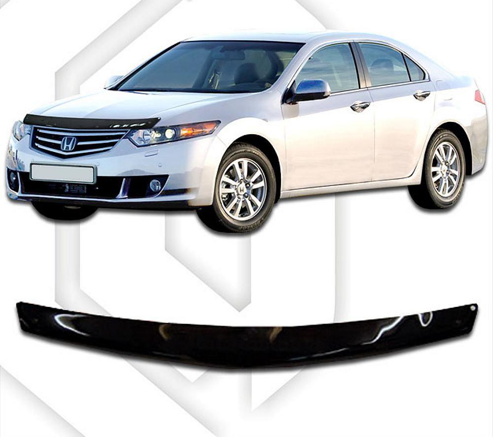 Plexi lišta přední kapoty Honda Accord VIII
