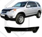 Plexi lišta přední kapoty Honda CR-V II