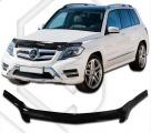 Plexi lišta přední kapoty Mercedes GLK