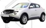 Plexi lišta přední kapoty Nissan Juke JJ Automotive