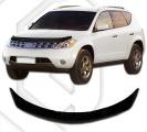Plexi lišta přední kapoty Nissan Murano