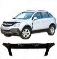 Plexi lišta přední kapoty Opel Antara
