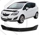 Plexi lišta přední kapoty Opel Meriva B