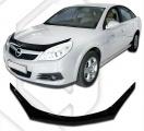 Plexi lišta přední kapoty Opel Vectra C
