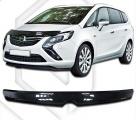 Plexi lišta přední kapoty Opel Zafira C Tourer