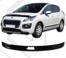 Plexi lišta přední kapoty Peugeot 3008 od r.v. 2013 -
