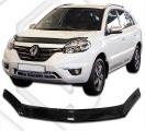Plexi lišta přední kapoty Renault Koleos, od r.v. 2013 -