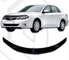 Plexi lišta přední kapoty Subaru Impreza, od r.v. 2008 -
