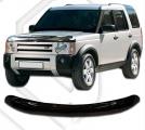 Plexi lišta přední kapoty Land Rover Discovery 2