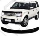 Plexi lišta přední kapoty Land Rover Discovery 4
