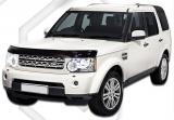 Plexi lišta přední kapoty Land Rover Discovery 4 JJ Automotive