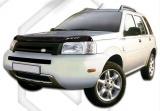 Plexi lišta přední kapoty Land Rover Freelander I JJ Automotive