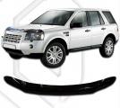 Plexi lišta přední kapoty Land Rover Freelander II