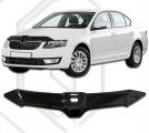 Plexi lišta přední kapoty Škoda Octavia III