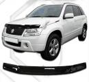 Plexi lišta přední kapoty Suzuki Grand Vitara