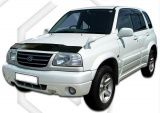Plexi lišta přední kapoty Suzuki Grand Vitara, r.v. 1998-2005