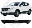 Plexi lišta přední kapoty Suzuki SX4 od r.v. 2013 -