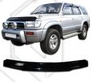Plexi lišta přední kapoty Toyota Hilux Surf