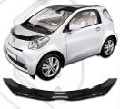 Plexi lišta přední kapoty Toyota iQ