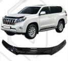 Plexi lišta přední kapoty Toyota Land Cruiser J150 facelift
