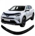Plexi lišta přední kapoty Toyota Rav4, od r.v. 2017 -