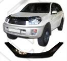 Plexi lišta přední kapoty Toyota Rav4, r.v. 2000 - 2005