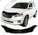 Plexi lišta přední kapoty Toyota Rav4, r.v. 2010 - 2013