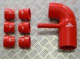Silikonové hadice Roose Motosport Alfa Romeo 156 2000 FW 2.5 V6 Veloce (00-02) - sací hadice