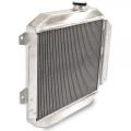 Hlinikový závodní chladič Jap Parts Ford Escort Mk2 1.6 RS1600 (73-81)