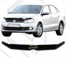 Plexi lišta přední kapoty WV Polo 3dv. hatchback