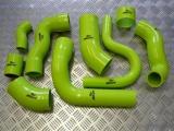 Silikonové hadice Roose Motosport Ford Focus Mk2 RS (09-11) - vedení vzduchu + sací hadice