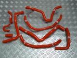 Silikonové hadice Roose Motosport Ford Focus Mk3 ST250 2.0T EcoBoost (11-18) - pomocné vedení