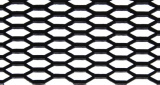 Tahokov ProRacing černý 120 x 20cm - plastový ABS