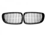 Přední maska (ledvinky) BMW 1-Series E81 LCI / E82 / E87 LCI  / E88 (08-11) - karbonová