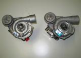 Turbodmychadlo KKK BorgWarner K03-K04 (56>39,9mm) hybrid
