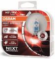 Autožárovky Osram Nightbreaker Laser Next Generation H7 55W