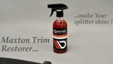 Maxton Design Exterior Trim Restorer 500ml.