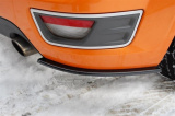 Boční spoiler pod zadní nárazník Ford Focus mk2 ST 2004 - 2007