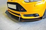 Spoiler pod přední nárazník Ford Focus MK3 ST 2012 - 2014 (před faceliftem)