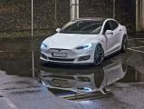 Nástavce prahů Tesla Model S Facelift 2016-