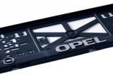 Podložka pod SPZ 3D Opel