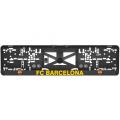 Podložka pod SPZ 3D FC Barcelona