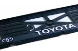 Podložka pod SPZ 3D Toyota