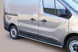 Nerez boční nášlapy RENAULT Trafic 14- L1 Model