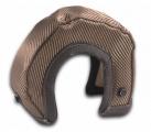 Tepelná izolace Thermotec Rogue Series Carbon pro turbo T4 (karbonová)