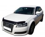 Plexi lišta přední kapoty AUDI Audi A3 8P 2008-2010