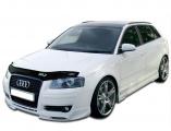 Plexi lišta přední kapoty AUDI Audi A3 8V 2012-