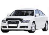 Plexi lišta přední kapoty AUDI Audi A6 C6 2005-2011