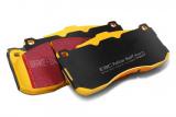 Zadní brzdové destičky EBC Yellowstuff na Mini Cooper R50 1.6 (01-03) EBC Brakes